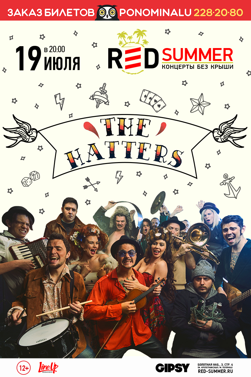 RED Summer: The HATTERS