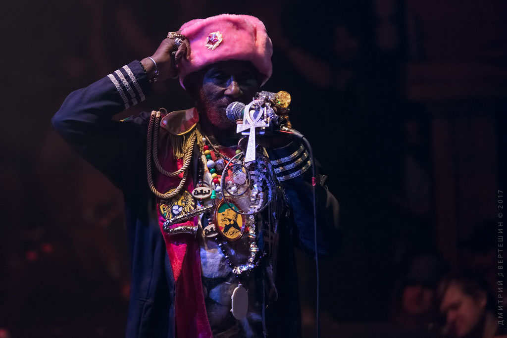 Lee «Scratch» Perry and MAD PROFESSOR